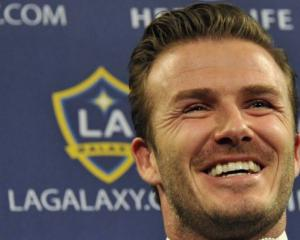 Beckham keen to build on Galaxy title