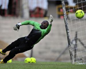 Co-hosts Gabon enter Cup fray