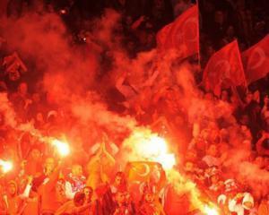 Turkish Football Federation president resigns