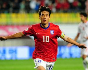 S.Korea name squad for vital clash