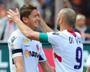 Bologna bury Genoa to boost Serie A survival hopes