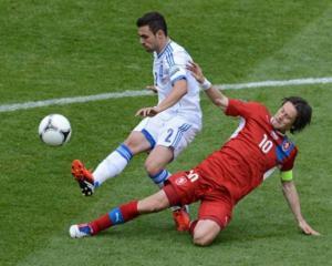 Czechs hit by Rosicky injury