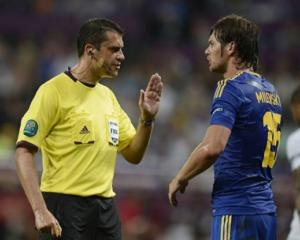 Hungarian ref admits Ukraine goal blunder