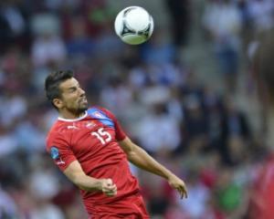 Czech striker Baros ends international career