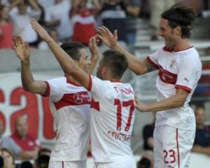 Stuttgart qualify for Europa League group phase