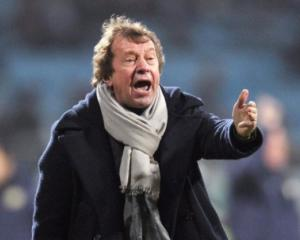 Semin fired as Dynamo Kiev coach
