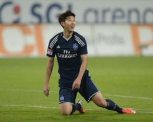 Bring on Bayern, boasts Hamburg hot-shot Son