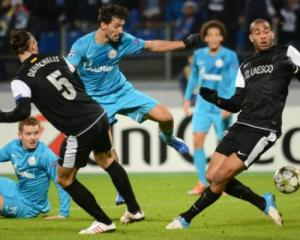 Malaga draw gives Zenit hope