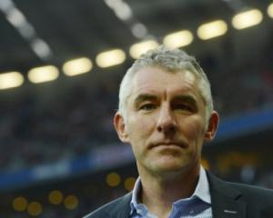 Hamburg set to turn to Slomka to replace Van Marwijk - reports