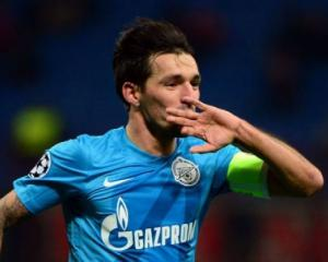 Zenit secure Europa spot with win over Milan