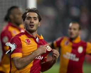 Galatasaray knock out Schalke with late strike