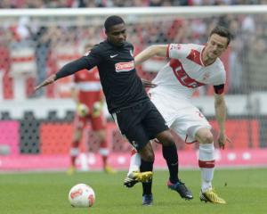 Cup finalists Stuttgart down Freiburg again