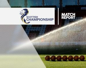 Alloa 0-1 Hearts: Match Report