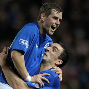 Rangers 3-0 Clyde: Match Report