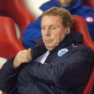 Harry Redknapp not making transfer plans
