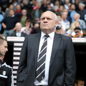 Jol: Fulham are in safe hands