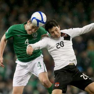 O'Shea: Ireland must learn from setback