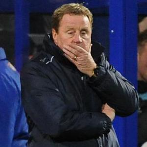 Redknapp won't panic buy in January