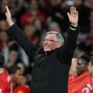 British press hail Man United manager Ferguson the greatest