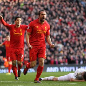 Liverpool defender Jose Enrique confident of Zenit victory