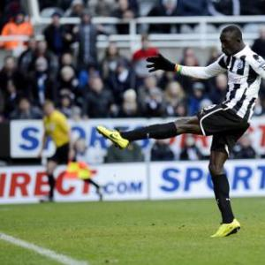 Late Cisse strike for Newcastle stuns Stoke