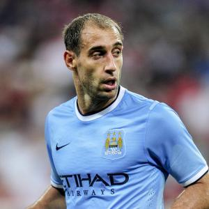 Zabaleta pens new deal
