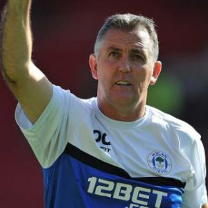 Wigan boss Owen Coyle ready to spring