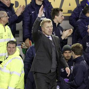 We deserved dramatic win says Everton manager David Moyes