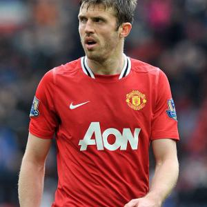 Carrick could be used in defence