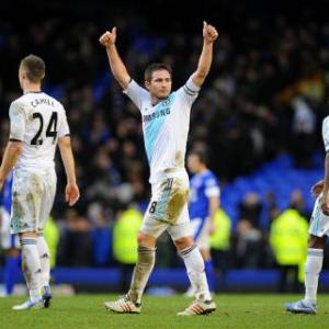 Why for Chelsea Lampard still glows