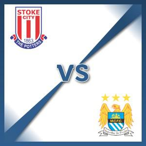 Stoke vs Manchester City Mar 24, 2012