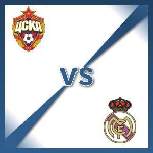 CSKA Moscow V Real Madrid - Follow LIVE text commentary