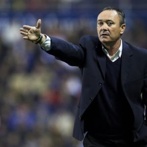 Martinez takes over at Valladolid