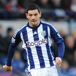 Dorrans set to leave West Brom