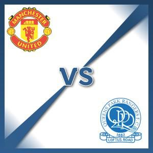 Manchester United V Queens Park Rangers - Follow LIVE text commentary