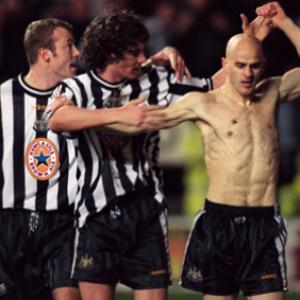 Top 5 Premier League Celebrations 4: Temuri Ketsbaia