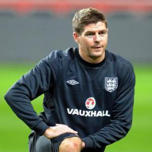 Gerrard heads nominees for England player of the year