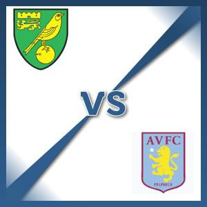 Norwich City V Aston Villa - Follow LIVE text commentary