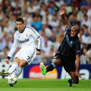 Top 10 Goals Of September 2012: 8 - Cristiano Ronaldo