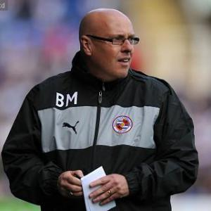 Reading manager Brian McDermott grateful for Ferguson's helping hand