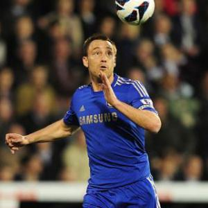 Terry, Hazard and Mikel travel with Chelsea for Europa League final