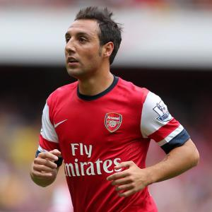 Cazorla eyes Arsenal return