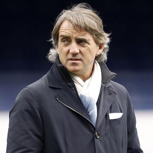Mancini: United not 15 points better