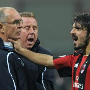 Tottenham's Joe Jordan hits back at Gennaro Gattuso