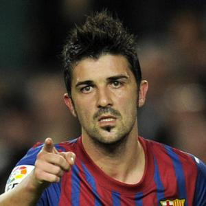 Manchester City eye move for Barcelona star David Villa