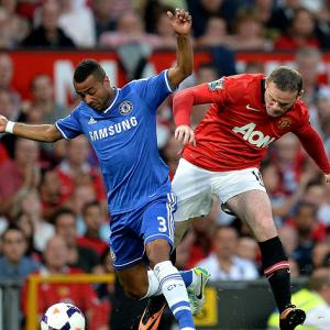 Rooney shines in Chelsea draw