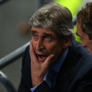 Pellegrini has Champions League aim