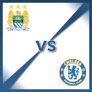 chelsea vs man city community shield 2012 goal highlights video