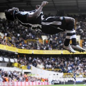 Obafemi Martins plans trademark celebration at Birmingham