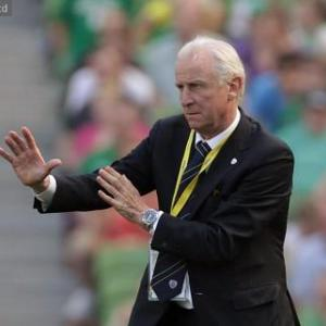 Trapattoni upset to disappoint Foley